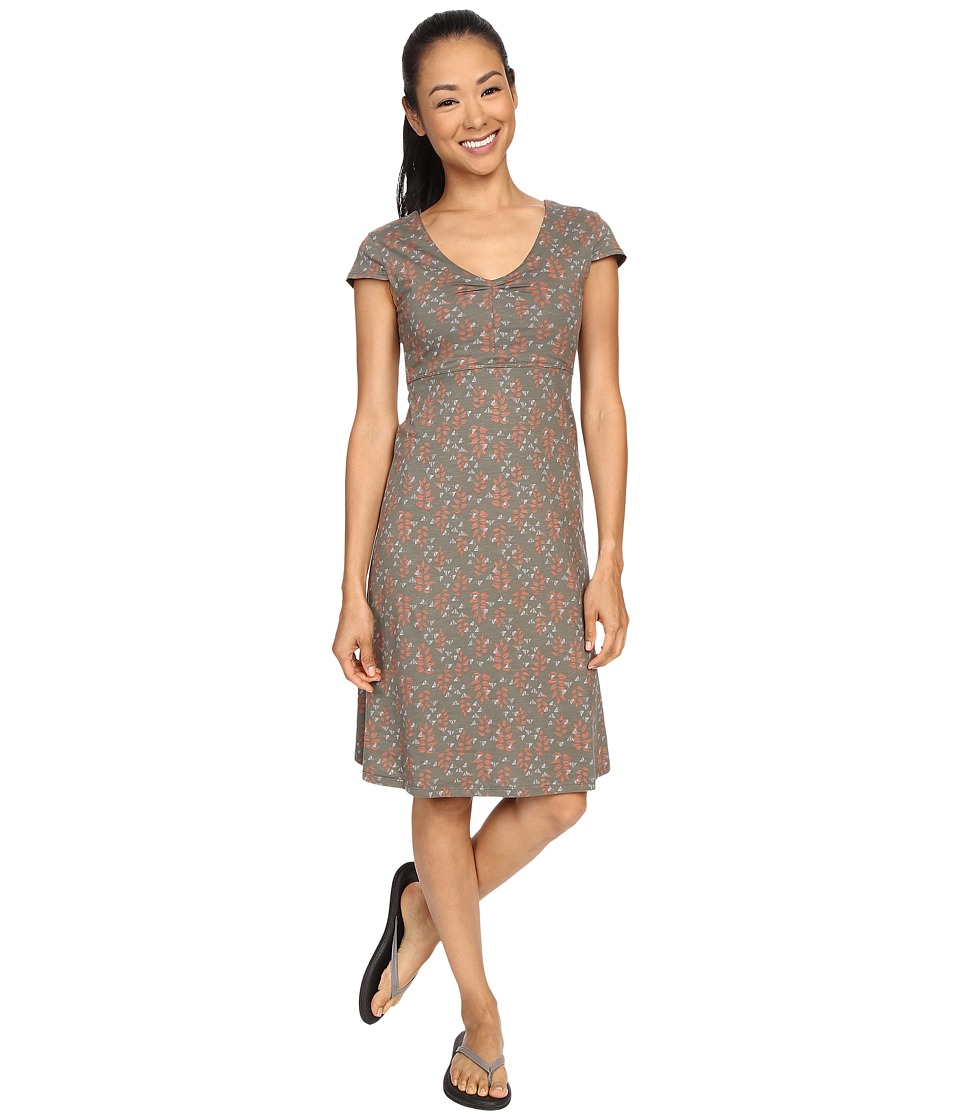 ToadampCo Rosemarie Dress Dusty Olive Found Forest Womens Dress