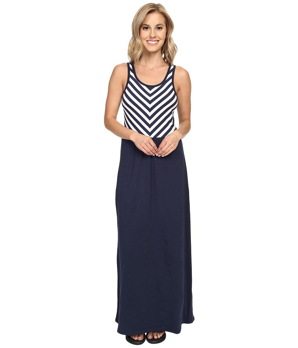 ToadampCo Sarita Dress Deep Navy Womens Dress