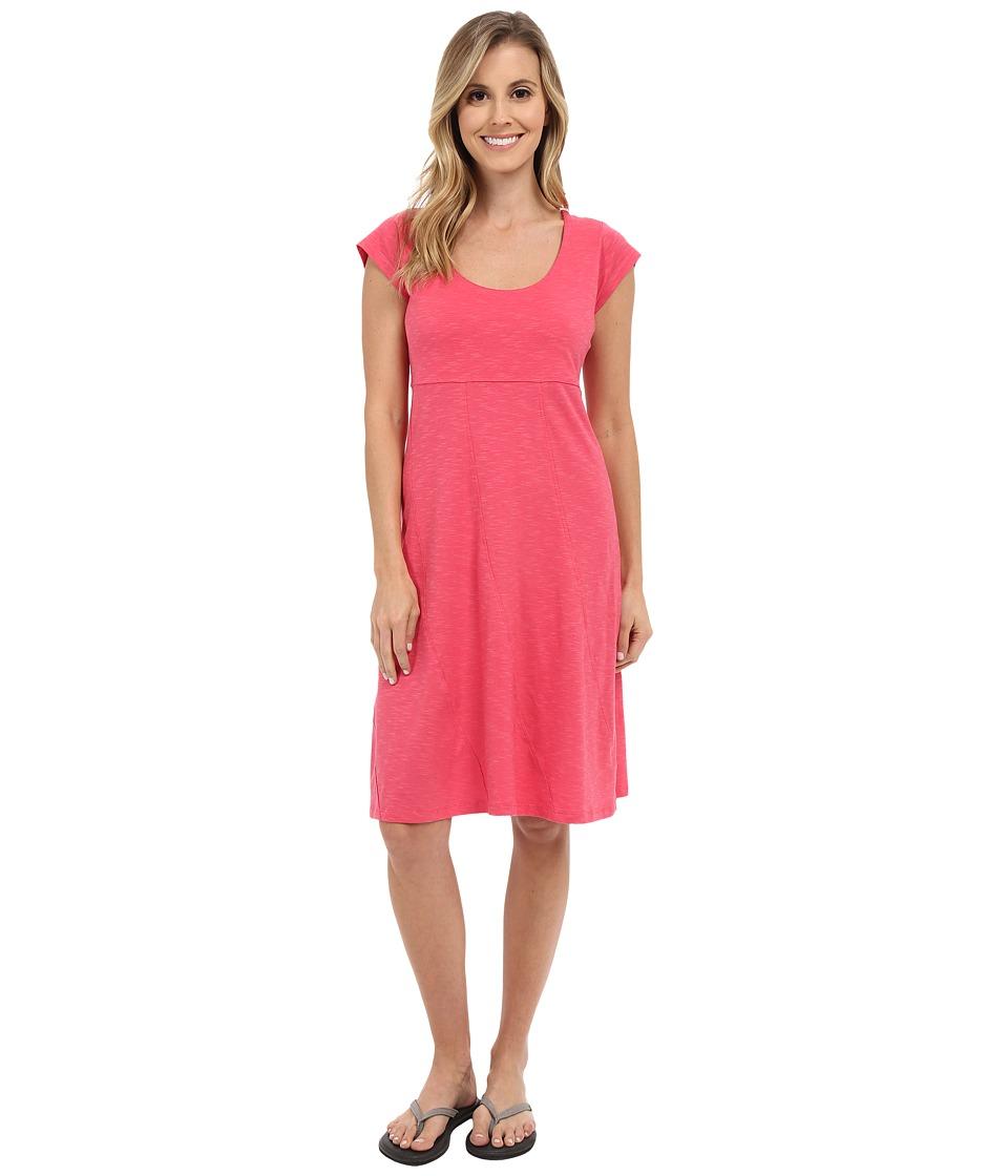 ToadampCo Nena Dress Coral Womens Dress