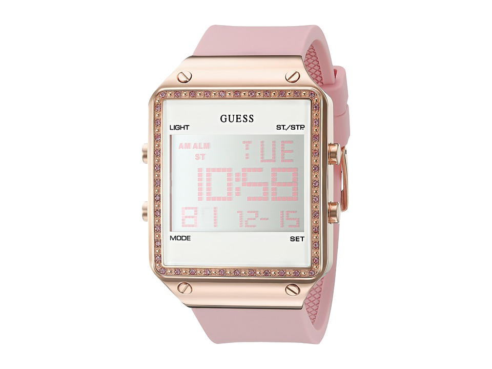 Guess U0700L2 Flare (Pink/Rose Gold) Watches