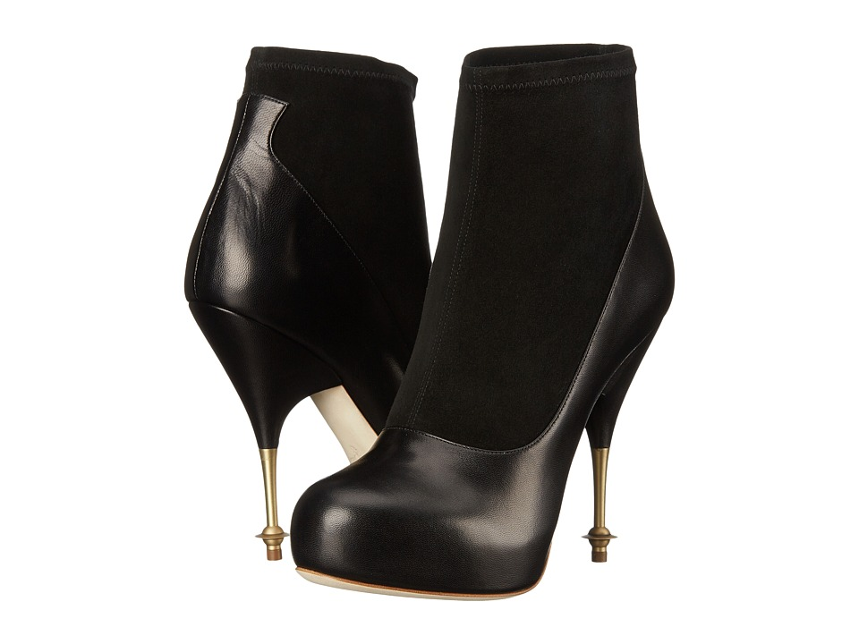 Vivienne Westwood - Stretch Ankle Boot (Black) Women