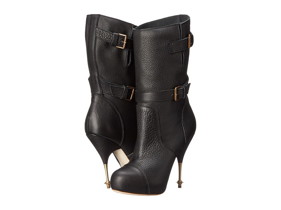 Vivienne Westwood - Biker Boot (Black) Women