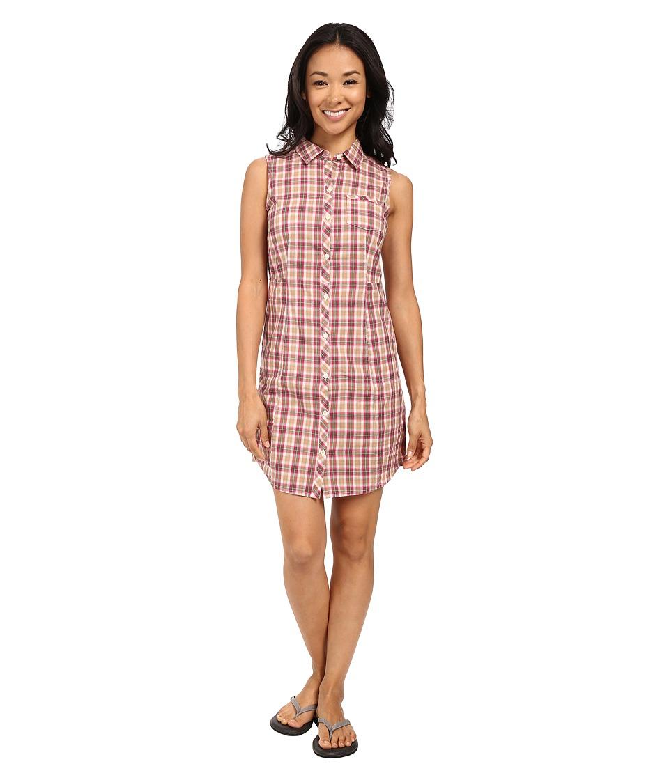 ToadampCo Maneuver Shirtdress Sorbet Womens Dress