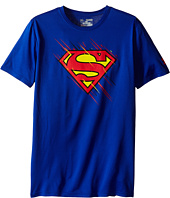 Under Armour Kids - Team Superman Short Sleeve Tee (Big Kids)