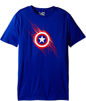 Under Armour Kids - Team Captain America Short Sleeve Tee (Big Kids)
