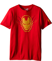Under Armour Kids - Team Iron Man Short Sleeve Tee (Big Kids)