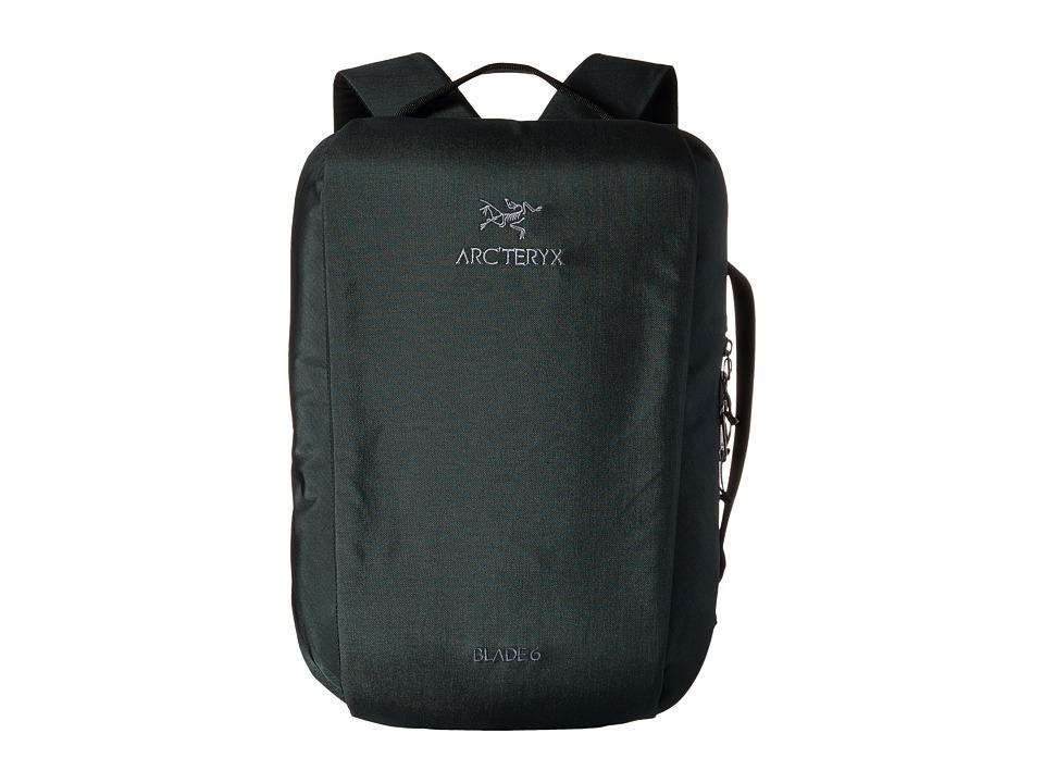 Arcteryx Blade 6 Backpack Nightshade Backpack Bags