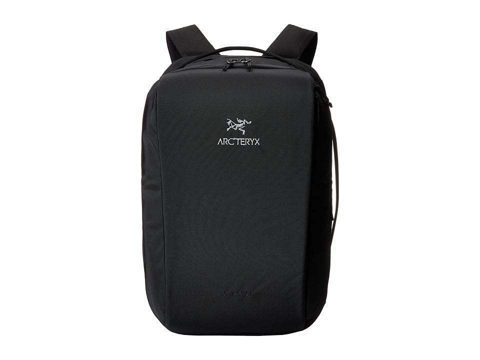 Arcteryx Blade 28 Backpack Black Backpack Bags