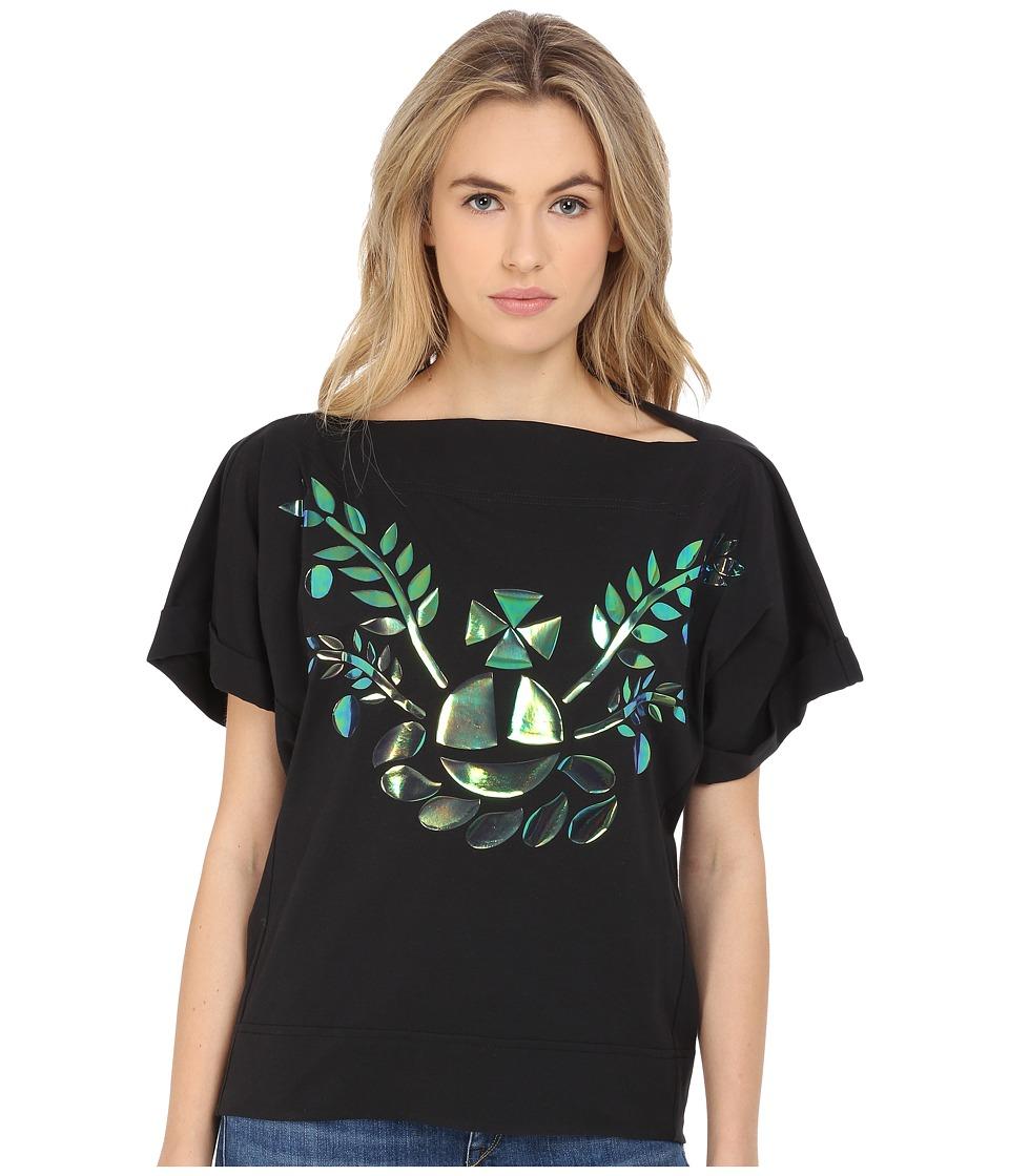Vivienne Westwood - Sunglass Orb T-Shirt (Black) Women