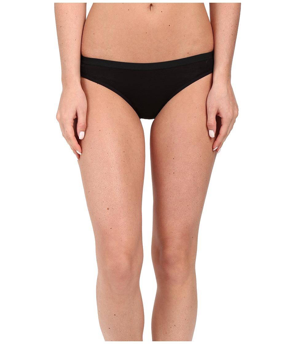 Icebreaker Siren Merino Bikini (Black/Black) Women
