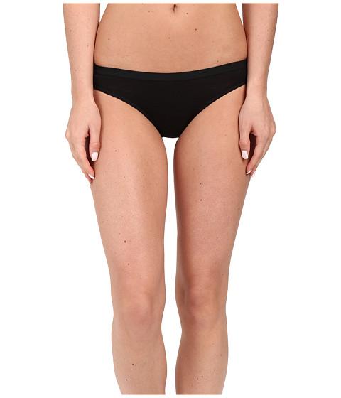 Icebreaker Siren Bikini - Black/Black