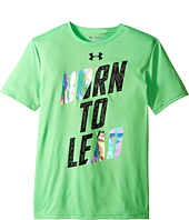 Under Armour Kids - Born To Lead Short Sleeve Tee (Big Kids)