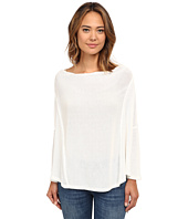 Free People - Limitless Swit Jersey Lucky Day Wrapped Tee