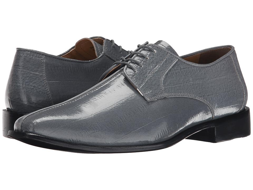 60s Mens Shoes | 70s Mens shoes – Platforms, Boots Giorgio Brutini - Hellis Gray Mens Shoes $52.99 AT vintagedancer.com