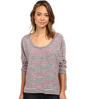 Free People - Little Ann Striped Pullover