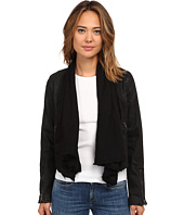 Free People - Drape Front Coated Jacket
