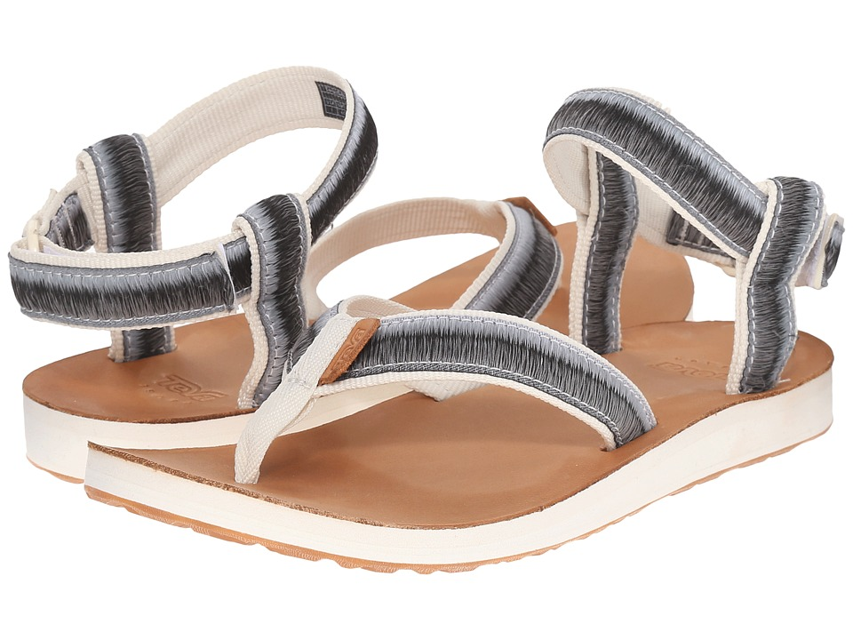 Teva Original Sandal Ombre White Womens Sandals