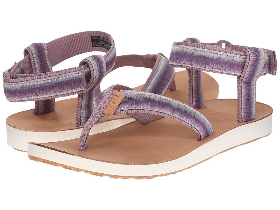 Teva Original Sandal Ombre Elderberry Womens Sandals