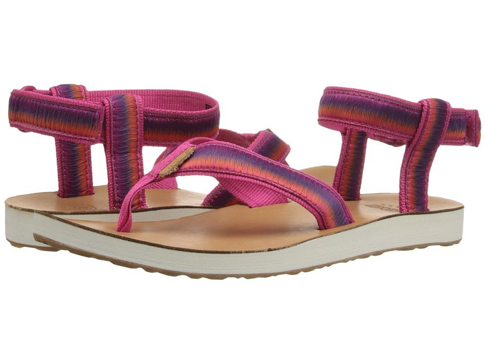 Teva Original Sandal Ombre Raspberry Womens Sandals