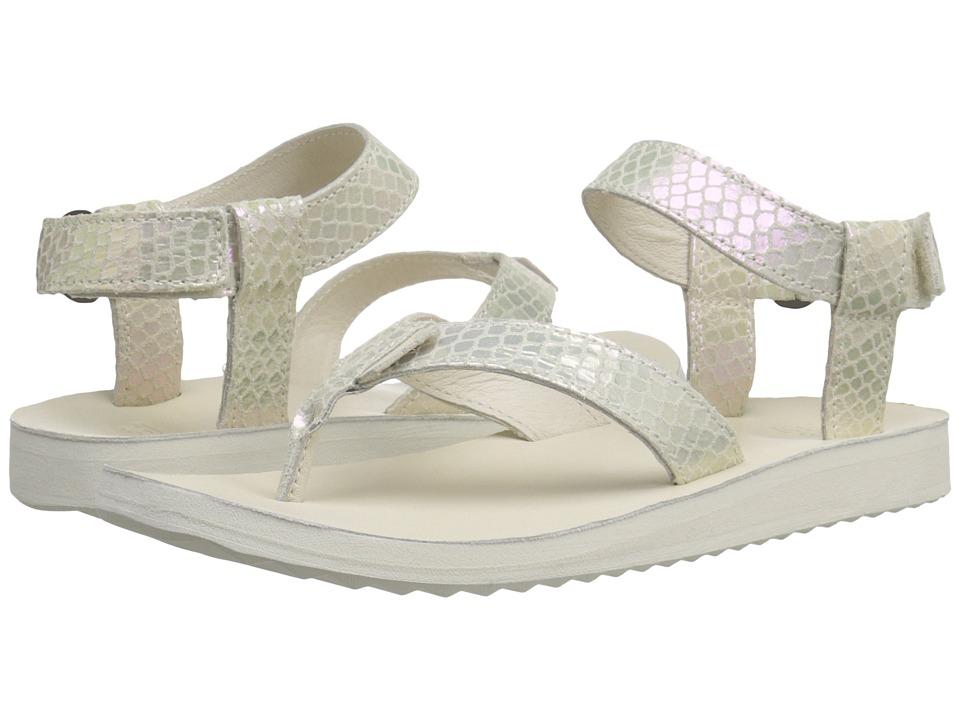 Teva Original Sandal Iridescent White Womens Sandals