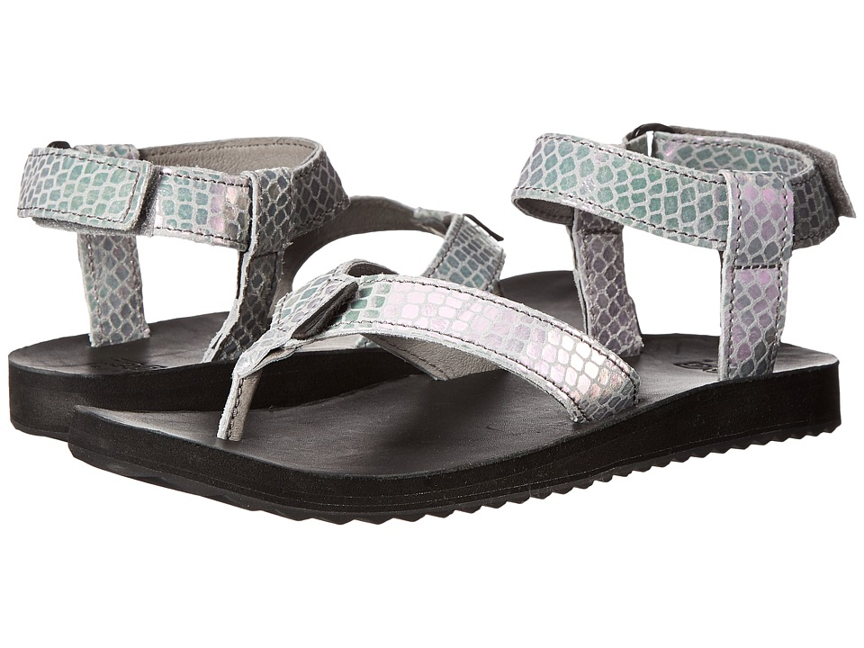 Teva Original Sandal Iridescent Grey Womens Sandals