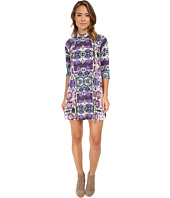 Free People - Rayon Interlock Fiesta Floral Dress