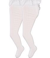Jefferies Socks - Cotton Rib Tights 2-Pack (Infant/Toddler/Little Kid/Big Kid)