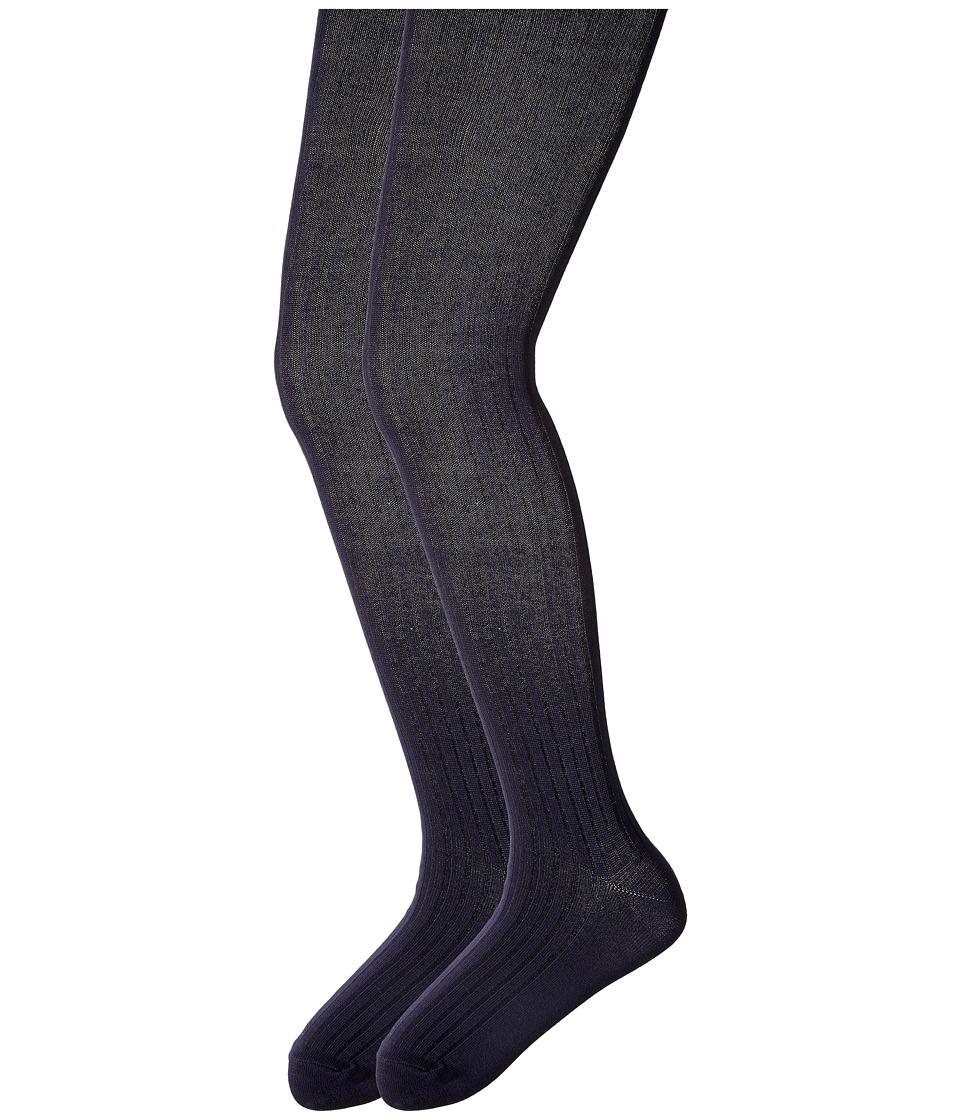 Jefferies Socks - Cotton Rib Tights 2