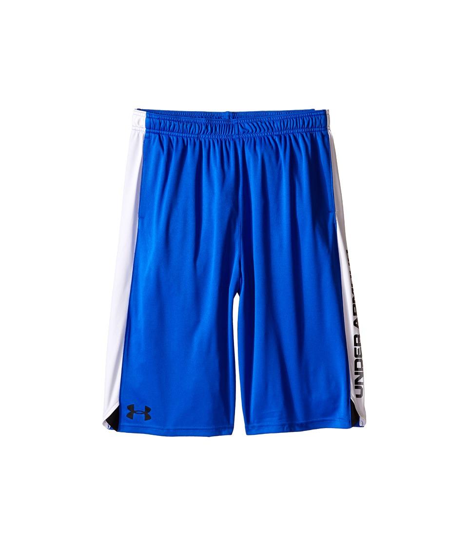Under Armour Kids - UA Eliminator Short (Big Kids) (Ultra Blue/White) Boys Shorts