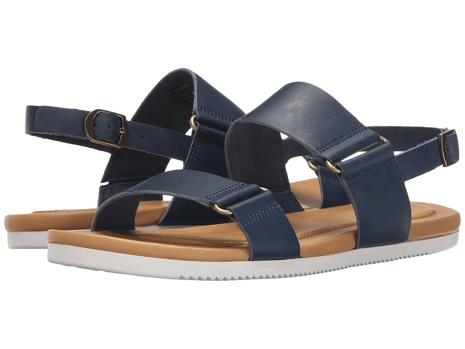 Teva Avalina Sandal Leather Navy Womens Sandals