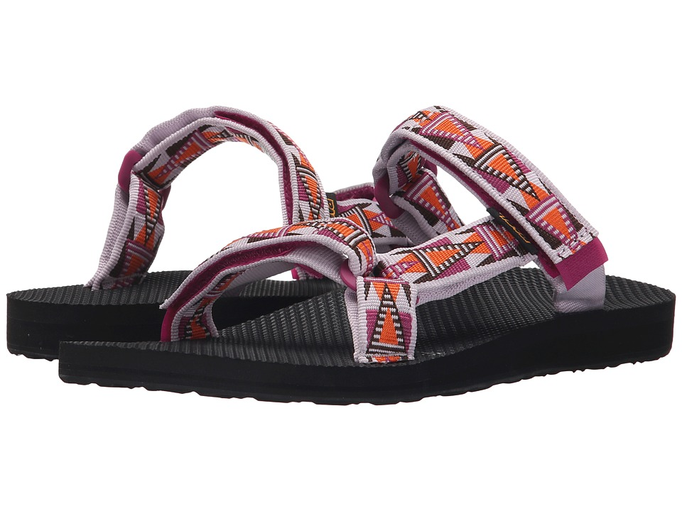 Teva Universal Slide Mosaic Orchid Womens Sandals