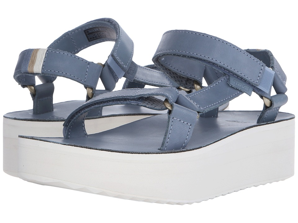 Teva Flatform Universal Crafted Citadel Womens Shoes