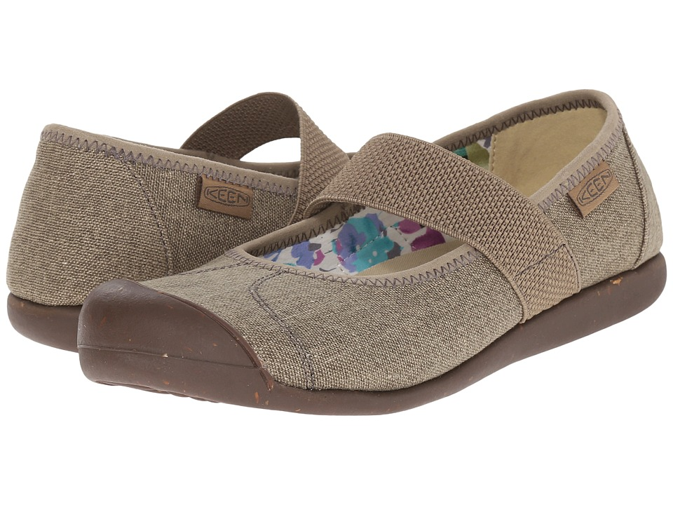 Keen - Sienna MJ Canvas (Brindle) Women
