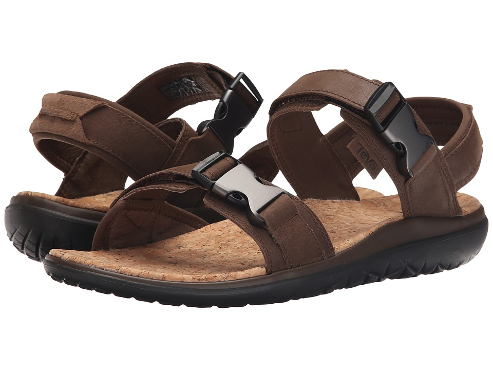Teva Terra-Float Universal Lux (Brown) Men