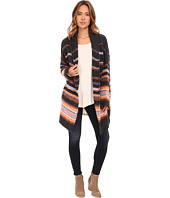 Free People - Alpaca Stripe Coat