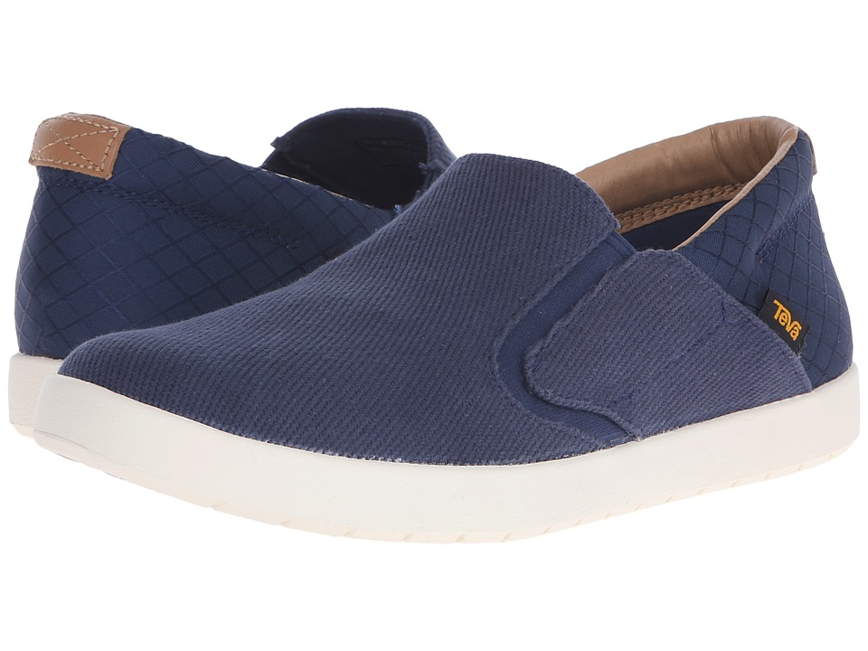 Teva - Sterling Slip-On (Navy) Men