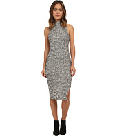 Free People - Jacquard Cora Midi Dress