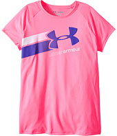 Under Armour Kids - Fast Lane Short Sleeve Tee (Big Kids)