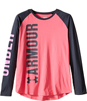 Under Armour Kids - Favorite Long Sleeve Tee (Big Kids)