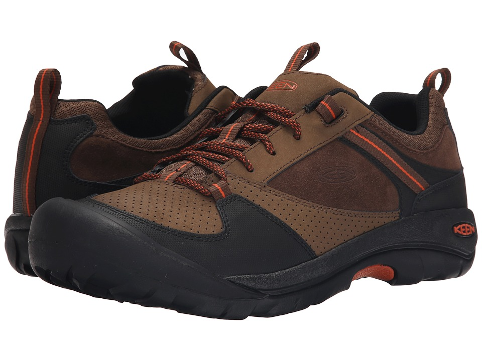 Keen - Montford (Dark Earth) Mens Shoes