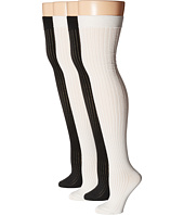 Steve Madden - 4-Pack Over The Knee Sock