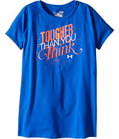 Under Armour Kids - Tougher Thank You Think Short Sleeve Tee (Big Kids)