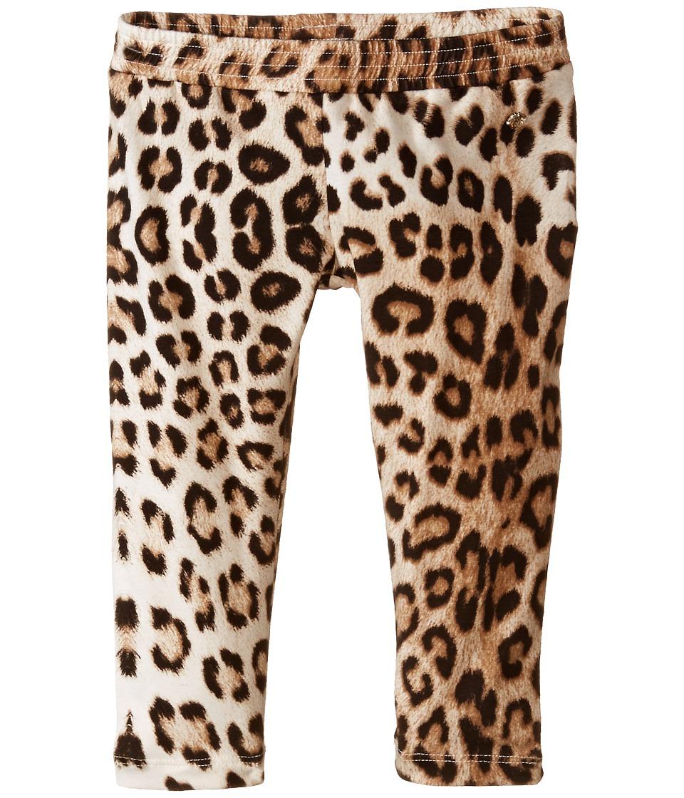 Roberto Cavalli Kids Leopard Leggings Toddler Multi Girls Casual Pants