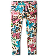 Roberto Cavalli Kids - Butterfly Print Leggings (Little Kids/Big Kids)