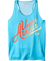 Under Armour Kids - Aloha Wordmark Tank Top (Big Kids)