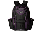 Travelpro TPro Bold 2.0 Computer Backpack (Black/Purple)