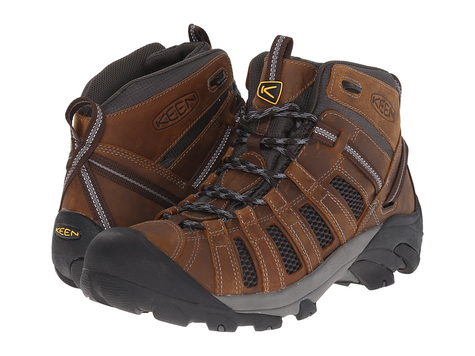 Keen Voyageur Mid (Cascade Brown/Raven) Men