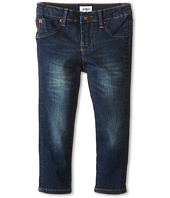 Hudson Kids - Collin Skinny French Terry with Back Flap Pocket in Ink Wash (Toddler/Little Kids)