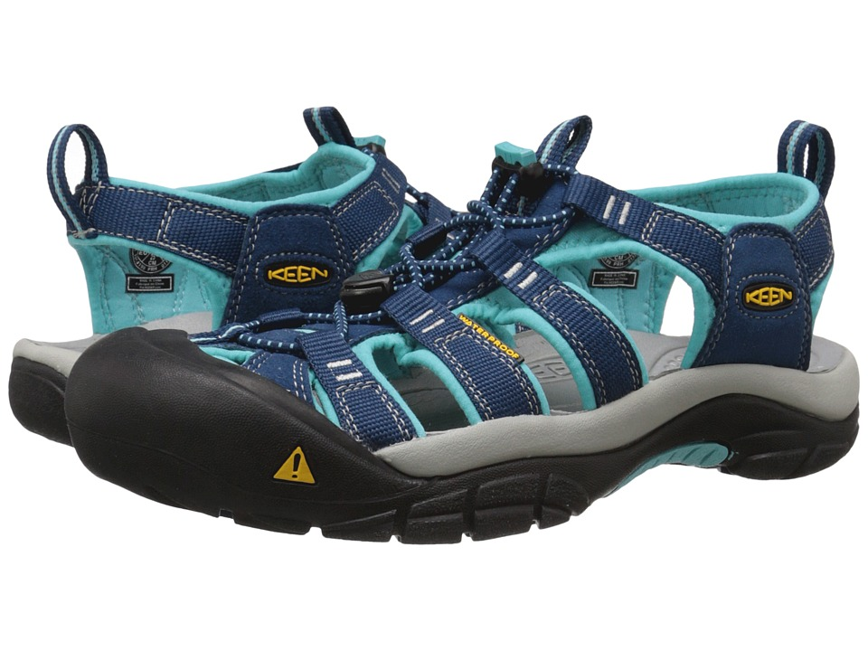 Keen - Newport H2 (Poseidon/Capri) Womens Shoes