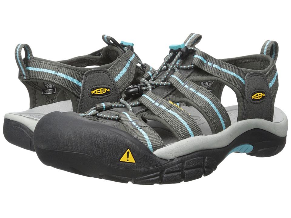 Keen Newport H2 (Raven/Capri) Women's Shoes